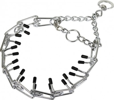 Collier de dressage chrome Torquatus