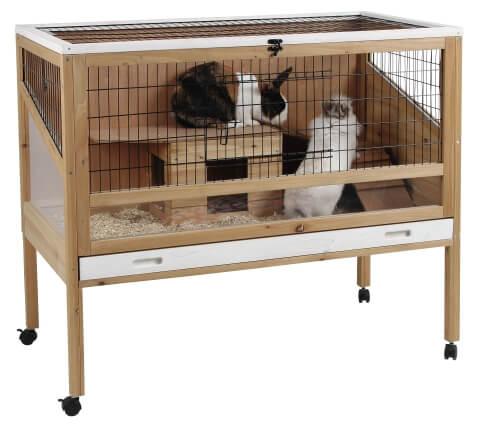 Cage Indoor Deluxe 115 x 60 x 92,5 cm_0