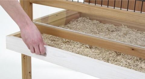 Cage Indoor Deluxe 115 x 60 x 92,5 cm_1