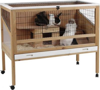 Cage Indoor Deluxe 115 x 60 x 92,5 cm