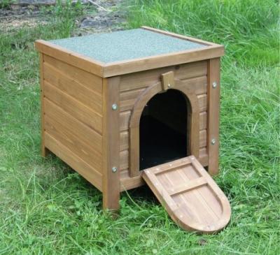 Outdoor maisonnette pour petits animaux 36 x 36 x 40 cm