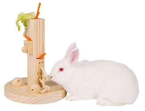 Juego de reflexión Feektree para roedores 25x25x30 cm_4