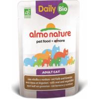 Pâtée ALMO NATURE PFC Daily Bio pour Chat Adulte - 4 saveurs au choix
