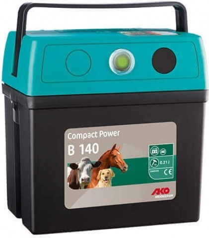 Electrificateur AKO Compact Power B 140 9 V