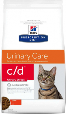 HILL'S Prescription Diet Feline C/D Urinary Stress