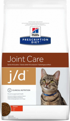 HILL'S Prescription Diet Feline J/D Artrosis