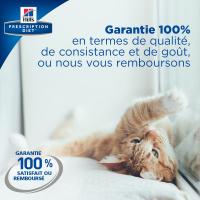 HILL'S Prescription Diet K/D Kidney Care pour chat adulte - poulet ou thon