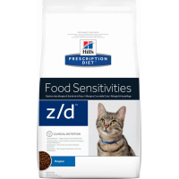 HILL'S Prescription Diet Z/D Food Sensitivities pour chat adulte