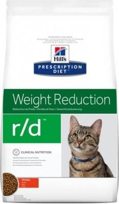 HILL'S Prescription Diet R/D Weight Reduction pour chat adulte