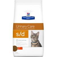 HILL'S Prescription Diet S/D Urinary Care Dissolution pour chat adulte