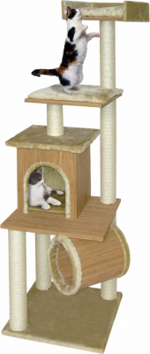 arbre a chat bambou iii 85 cm
