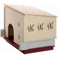 Kooi Ferplast Krolik 140 Plus voor konijnen en cavia's