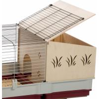Cage Ferplast Krolik 140 Plus pour lapin et cochon d'inde