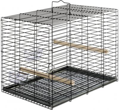 Cage de transport perroquets