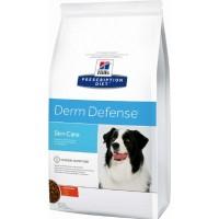 HILL'S Prescription Diet Derm Defense pour chien adulte