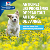 HILL'S Prescription Diet Derm Defense pour chien adulte
