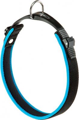 Collier Ergocomfort Fluo bleu