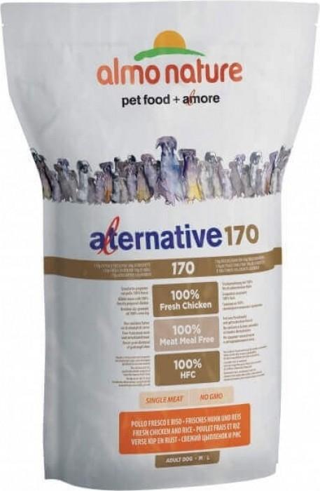 ALMO NATURE HFC Alternative 170 Poulet & Riz pour Chien de Moyenne et Grande Taille