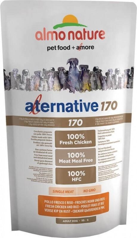 ALMO NATURE HFC Alternative 170 Poulet & Riz pour Chien de Petite Taille