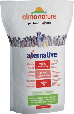 ALMO NATURE HFC Alternative Agneau & Riz pour chien adulte