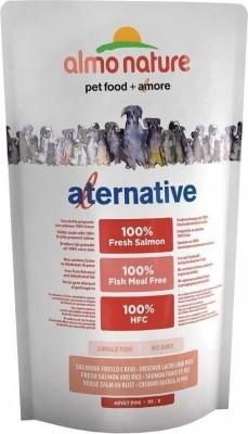 ALMO NATURE HFC Alternative au Saumon & Riz pour chien adulte