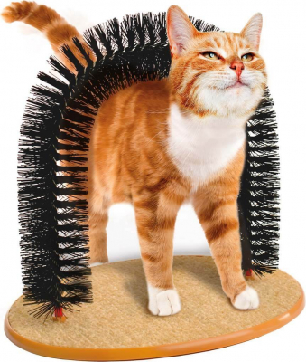 Auto limpiador y masajes para gatos PURRFECT ARCH