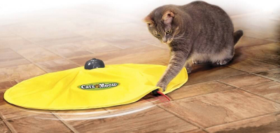 Alfombra animada CAT'S MIAOU