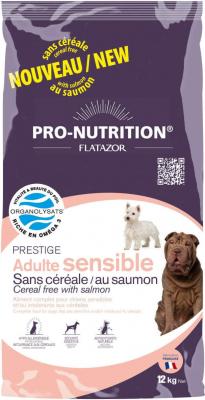 Flatazor Prestige Adulte Sensible - Sans céréales au Saumon