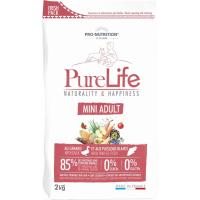 PRO-NUTRITION Flatazor Pure Life Sans Céréales Adult Mini pour Chien de Petite Taille
