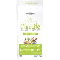 PRO-NUTRITION Flatazor Pure Life Sans Céréales Light & Sterilized pour chien adulte stérilisé ou en surpoids