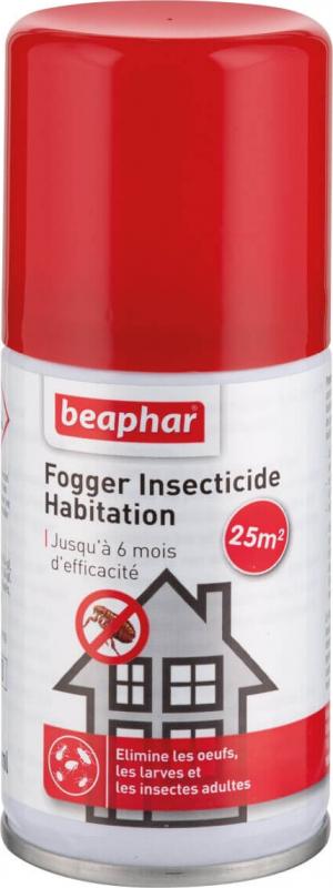 Fogger insecticide habitation à la perméthrine