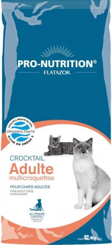 Flatazor Crocktail GATO ADULTO Multipienso