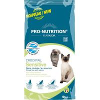 Flatazor Crocktail für sensible Katzen - Ohne Getreide und mit Lach
