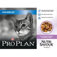 PRO PLAN Housecat Pâtée à la dinde en gelée pour chat d'intérieur