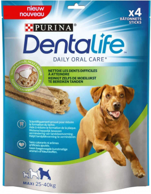 Dentalife PRO PLAN Hygiène bucco-dentaire