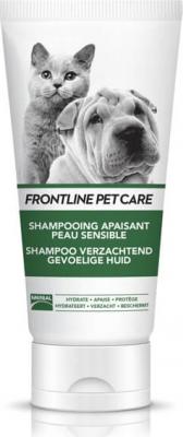 Shampooing apaisant peau sensible FRONTLINE PETCARE 200 ML