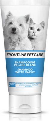 FRONTLINE PETCARE Shampooing pelage blanc 200 ML