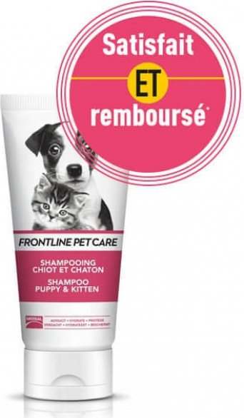 FRONTLINE PETCARE Shampooing chiot et chaton 200ML