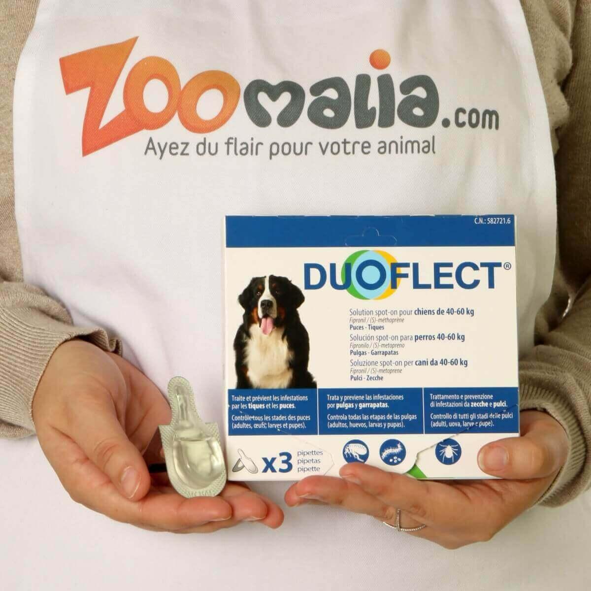 DUOFLECT Pipettes antiparasites pour chien _6