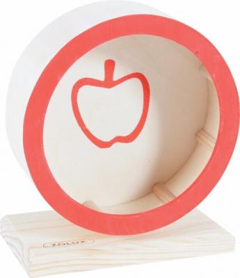 Roue en bois RodyPlay pomme