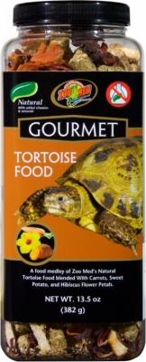 Aliment gourmet pour tortue terrestre