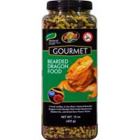 Aliment gourmet pour pogona  (1)