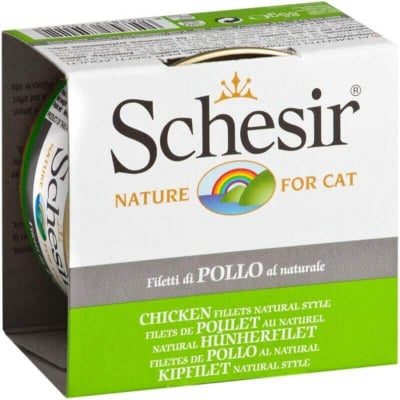 Pâtée Schesir Chat Natural 85g