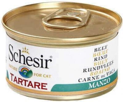 Pâtée Schesir Chat Tartare 85g