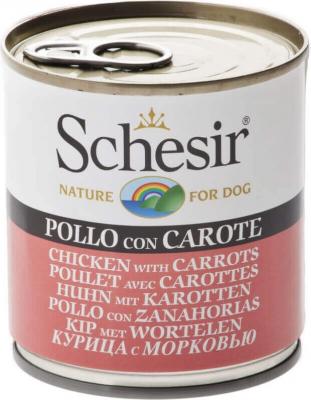 Pâtée pour chien Schesir en gelée 285g