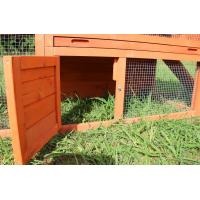 Grand Clapier rongeurs et lapins XXL ZOLIA DALIA - 215cm