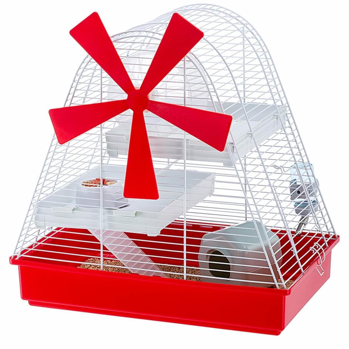 cage hamster magic mill cage hamster. Black Bedroom Furniture Sets. Home Design Ideas