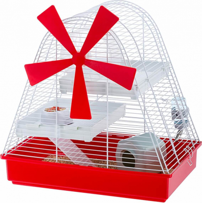 Cage hamster Magic Mill