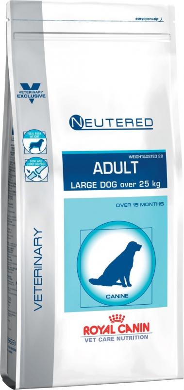 Royal Canin Veterinary DOG Neutered Adult Large