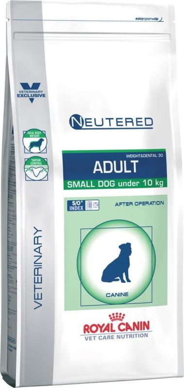 Royal Canin Veterinary DOG Neutered Adult Small